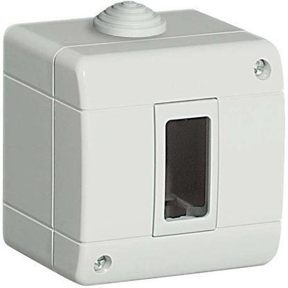 Immagine di Custodia 3 posti, IP55, Idrobox Magic