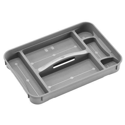 Immagine di Vassioi per t-box, m-l-xl, colore grigio, 52x35,5xh7 cm