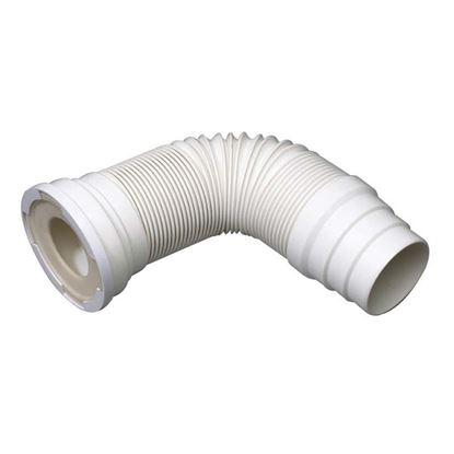 Immagine di Manicotto WC estensibile Wirquin, rinforzato, Ø 93/100/110 mm, 260/650 mm