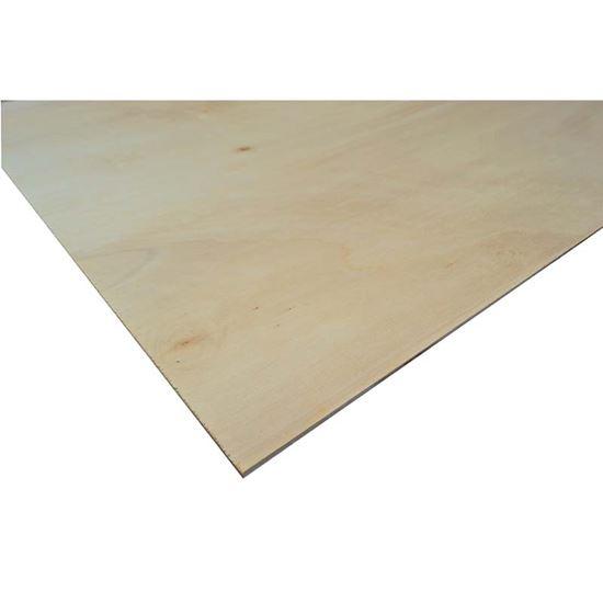 Immagine di Compensato pioppo, prima scelta, 252x125 cm, 15 mm