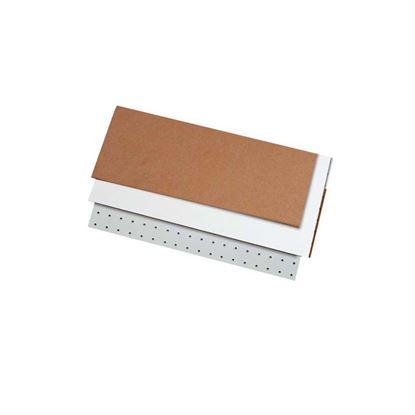 Immagine di Faesite, colore bianco, sezione, 3x1220x600 mm