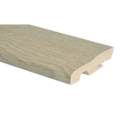 Immagine di Battiscopa mdf, 70x18x2400 mm, rovere beige