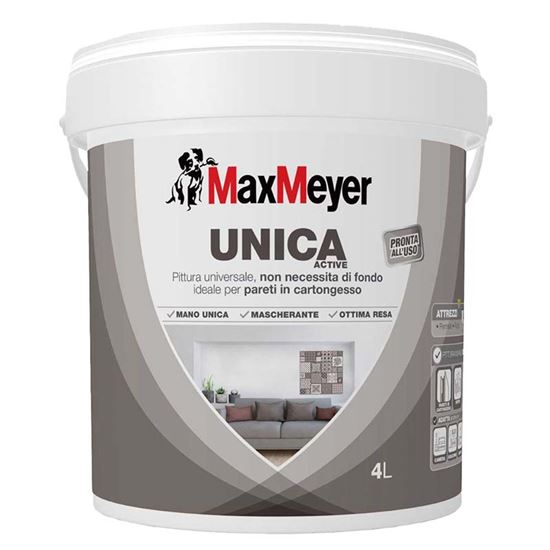 Pittura murale Unica, per interno, applicabile in mano ...