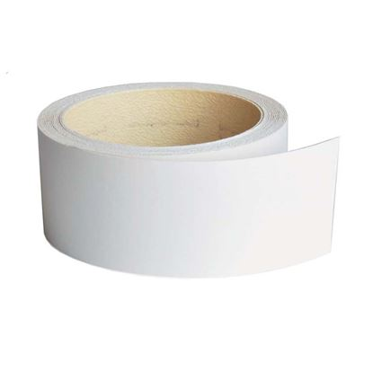 Immagine di Bordo preincollato, bianco, 44x5000 mm