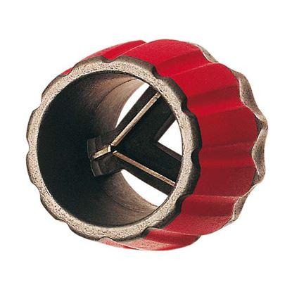 Immagine di SBAVATORE A BOTTE VIRAX, INTERNO/ESTERNO, PER TUBI IN PVC E PEHD: Ø 6 A 42 MM E TUBO IN RAME