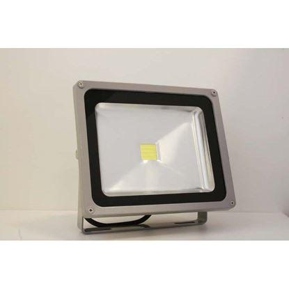 Immagine di PROIETTORE A LED, CON SUPPORTO, CORPO IN ALLUMINIO, 2850 LUMEN, 30 W, LUCE FREDDA