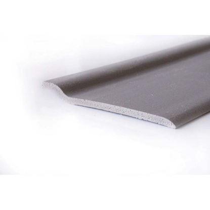 Immagine di BATTISCOPA PVC, NOCE CHIARO, 70X03X2000 MM, NOCE CHIARO